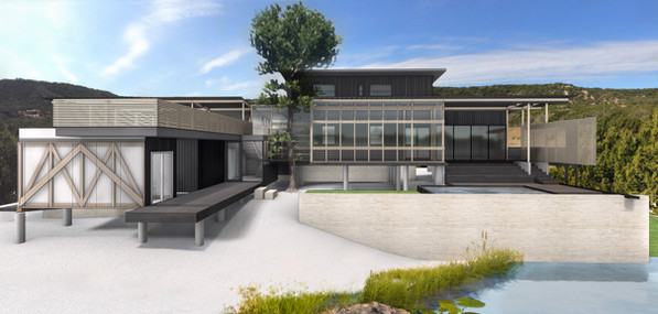 Juniper Porch House