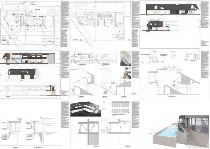Architecture design plan