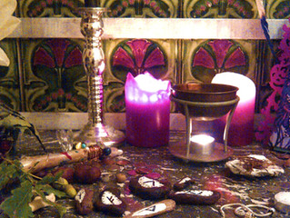 New moon spell casting for April 7th 2016