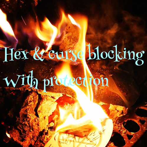 2020 COVEN PROTECTION  REMOVAL~  HEX BLOCKING AND PROTECTION RITUAL