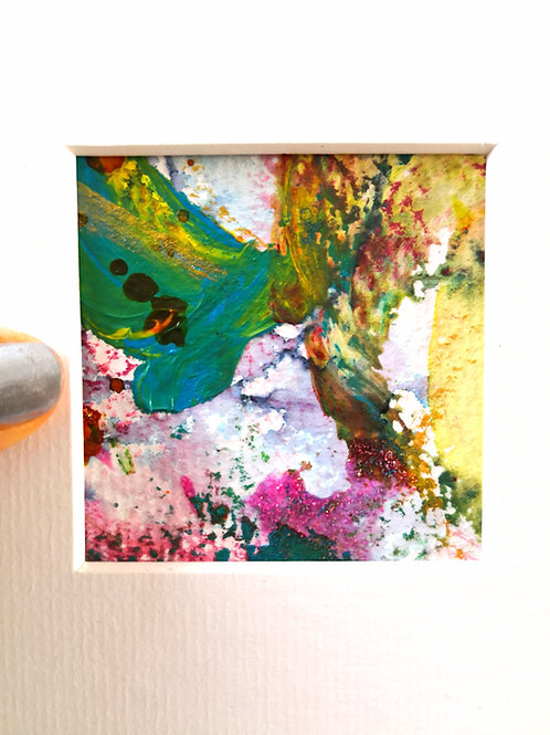 spell CAST Painting for ABUNDANCE , LUCK & PROTECTION