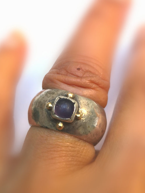 Vintage entity ring of a High PRIEST. My personal training ring comes with coach