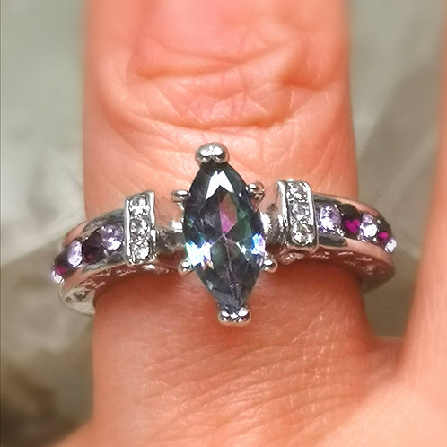Goddess ring~Angelic goddess of love and protection
