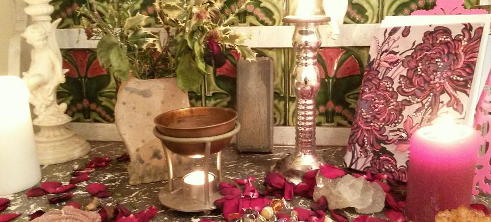 My Altar for Love spell casting