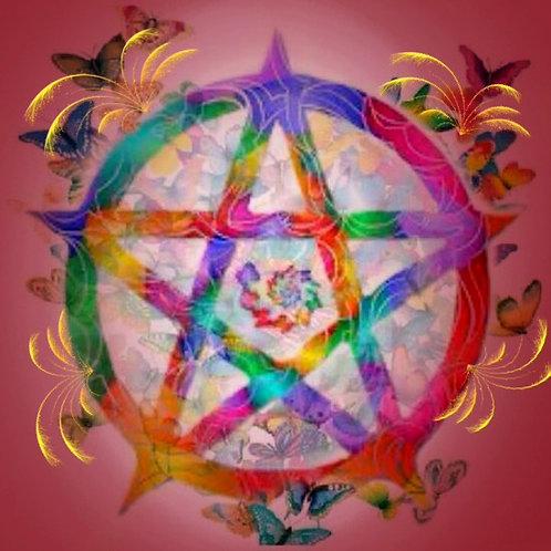 ON line LEARN THE POWER OF WITCH Coaching and training~ 1 month module with full