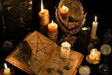 ON line witchcraft ADVANCED Coaching and training~ 6-8 weeks module w