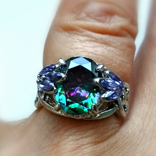 Celtic khodam ring of  LOVE & SUCCESS~JINN GENIE Prince