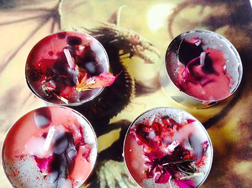 DRAGON BLOOD ~ money SPELL candles~ Dragon power