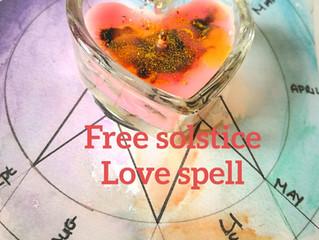 free love spell ritual