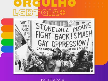 Por que o dia 28 é o dia do Orgulho LGBTQIA+?