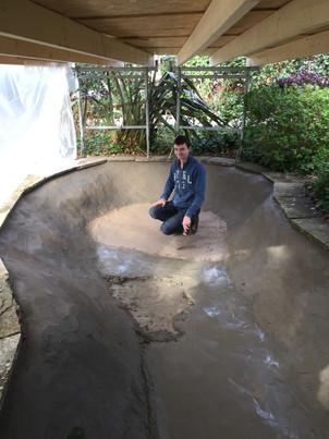 réfection petit bassin