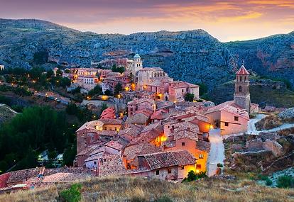Teruel & Albarracin