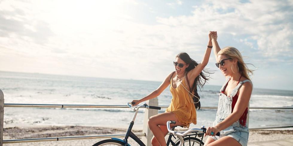 Bike tour Port Saplaya with SoyErasmus