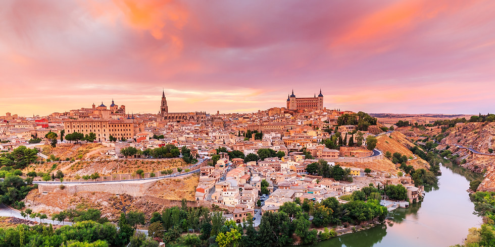 Toledo trip  with Soy Erasmus. GROUP DISCOUNTS !!
