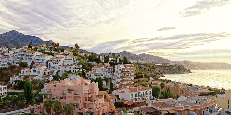 SOLD OUT Andalucia trip 10-13 October