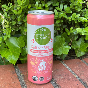 Organic Favorites: Simple Truth Seltzer