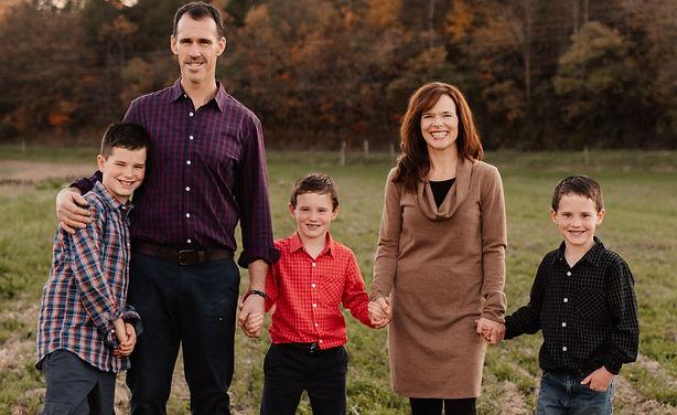 Sustainable Harvest Farm family photo .j