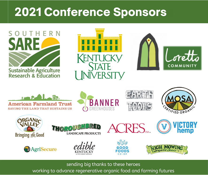 2021 Conference Sponsors FINAL 1.14.2021