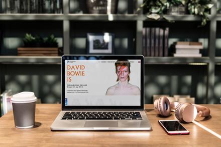 / SANS David Bowie