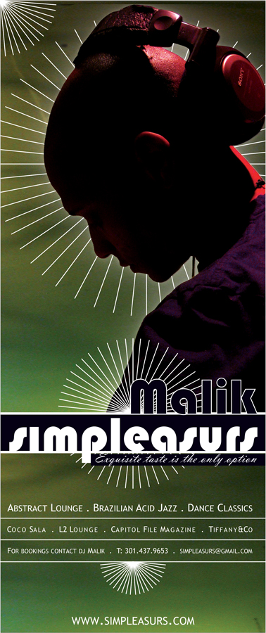 Malik Lomax Simpleasurs DC