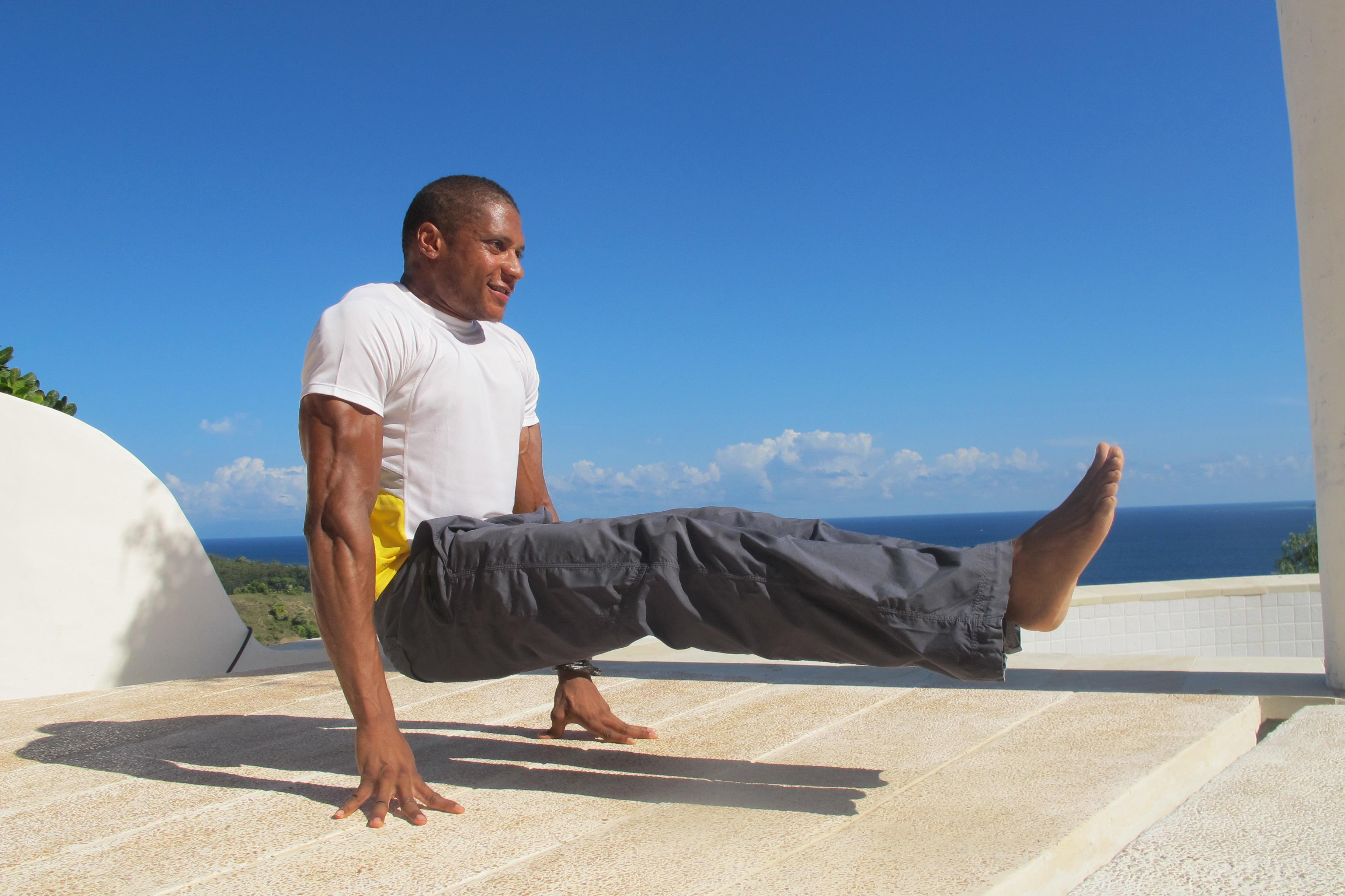 Malik Lomax Fitness 3