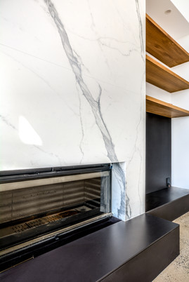 Maximum Statuario & Dekton Domoos