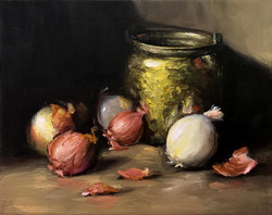 Shallots and Brass