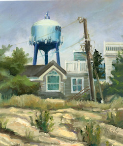 Watertower at Holtgate, 10 x 8