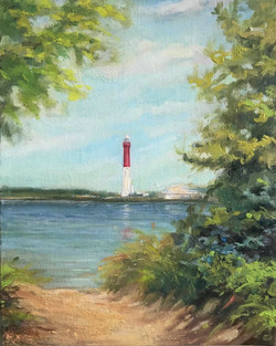 Light house from the other side