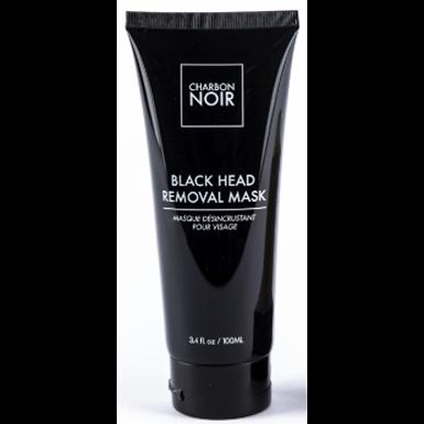 Masque Noir Désincrustant Charbon Noir 100ml