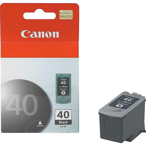 Cartouche CANON PG-40 Noir
