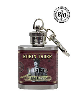 Huile à barbe BUTCH CASSIDY Robin Tauer
