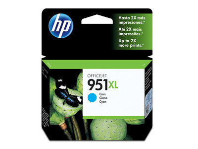 Cartouche HP 951 XL Cyan
