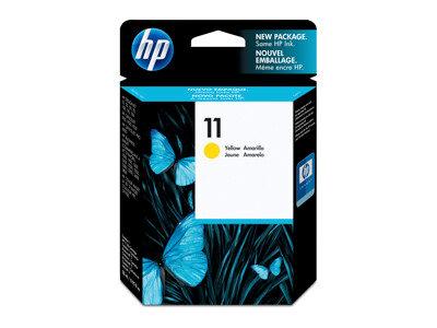 Cartouche HP 11 Jaune