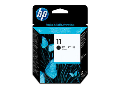 Tête d'impression HP 11L Noir