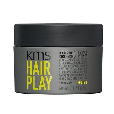 Cire-argile hybride HairPlay Kms 50 ml