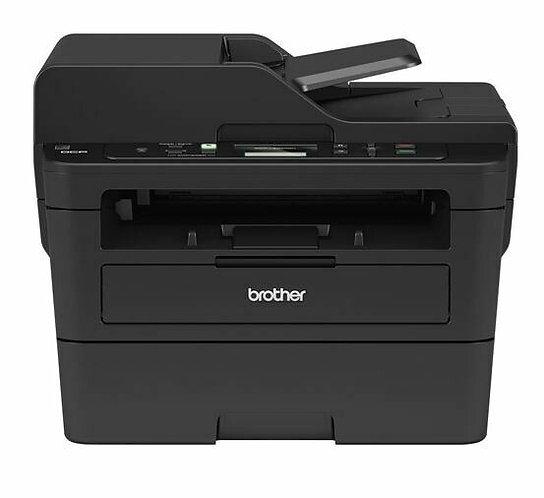Imprimante laser tout-en-un monochrome sans fil de Brother DCP-L2550DW