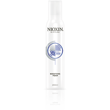 Mousse volumisante Nioxin 192g