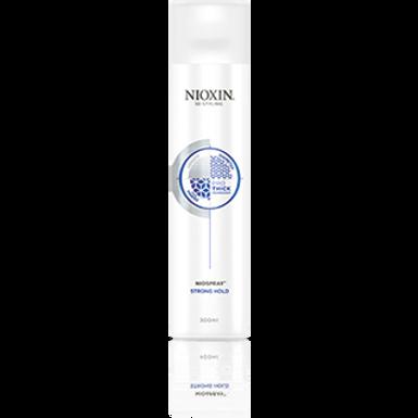 Fixatif Niospray tenue extra ferme Nioxin 300g