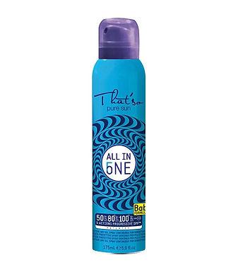 Spray Huile sèche All in One, FPS progressif 50-80-100
