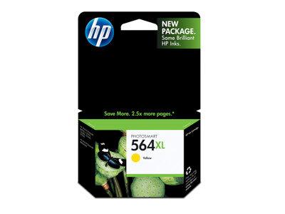 Cartouche HP 564 XL Jaune