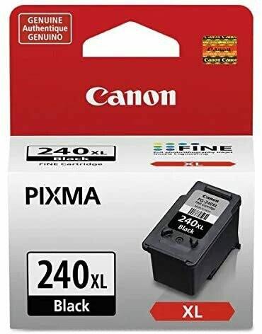 Cartouche CANON PG-240 XL Noir