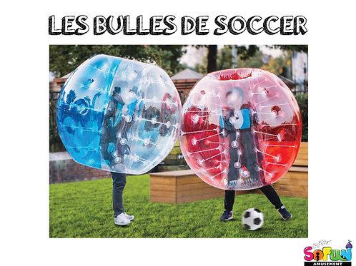 LES BULLES DE SOCCER