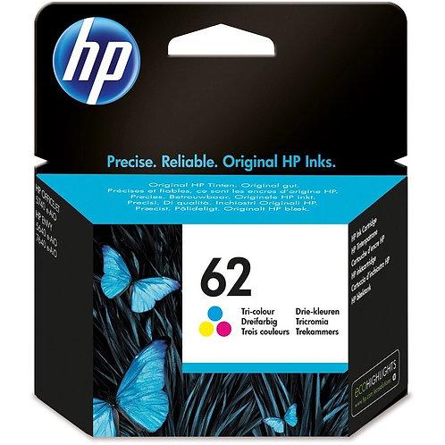 Cartouche HP 62 Couleur