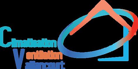 Logo couleur_CLIMATISATION_VAILLANCOURT_
