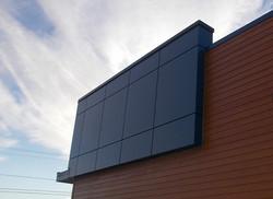 Panneau Architectural avec extrusion MMZ-3.2  (10)