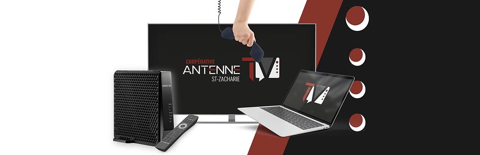 La Coopérative Antenne TV de St-Zacharie est une entreprise qui offre les services de téléphonie, de télévision et d'internet à des prix très concurrentiels sur le territoire de Saint-Zacharie depuis 1958. Forfaits haute vitesse, forfaits de base avec ajout de chaînes spécialisée, par une entreprise locale.