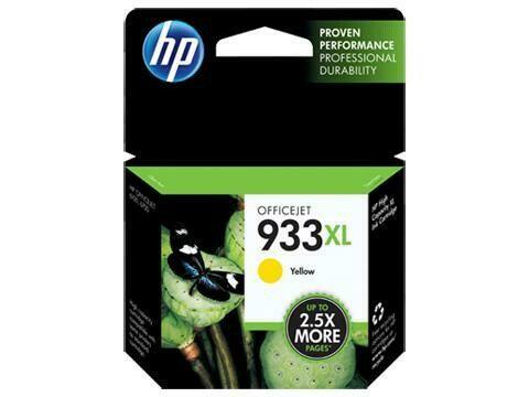 Cartouche HP 933 XL Jaune
