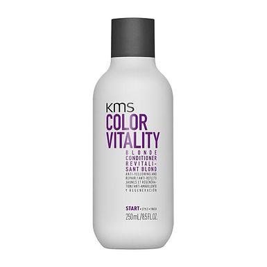 Revitalisant blond ColorVitality Kms
