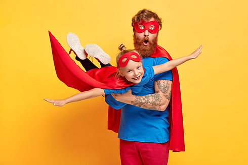 image-ginger-father-daughter-dressed-sup